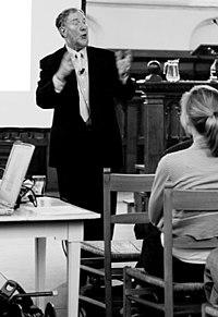 Robert Putnam, lecturing.jpg
