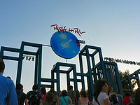 Rock in Rio Lisbon entrance
