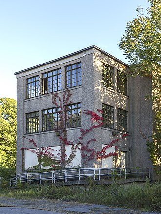 Rockland Psychiatric Center - Abandoned Rockland State Hospital building in 2015