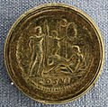 Roma, commodo, medaglione, 190-192 dc., 02.JPG