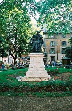 Federico Seismit-Doda - Image: Roma statua