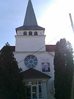 Roman Catholic church in Giurgiu 01.jpg
