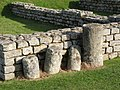 Roman columns - geograph.org.uk - 1022123.jpg
