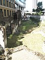 Roman foundations near Oat Lane - geograph.org.uk - 886975.jpg