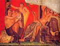 Roman fresco Villa dei Misteri Pompeii 008.jpg