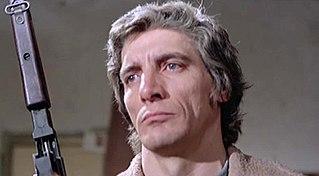 Romano Puppo Italian stuntman and actor