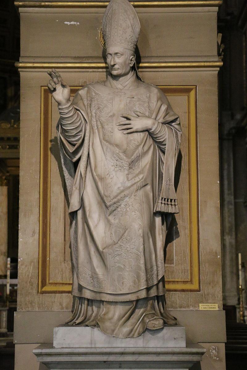 Rome, Chiesa di San Lorenzo in Damaso 016.JPG