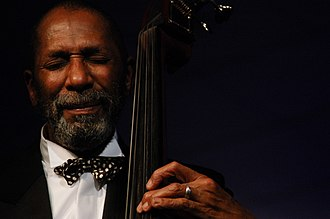 Ron Carter - Carter performing at the European Jazz Expò 2007