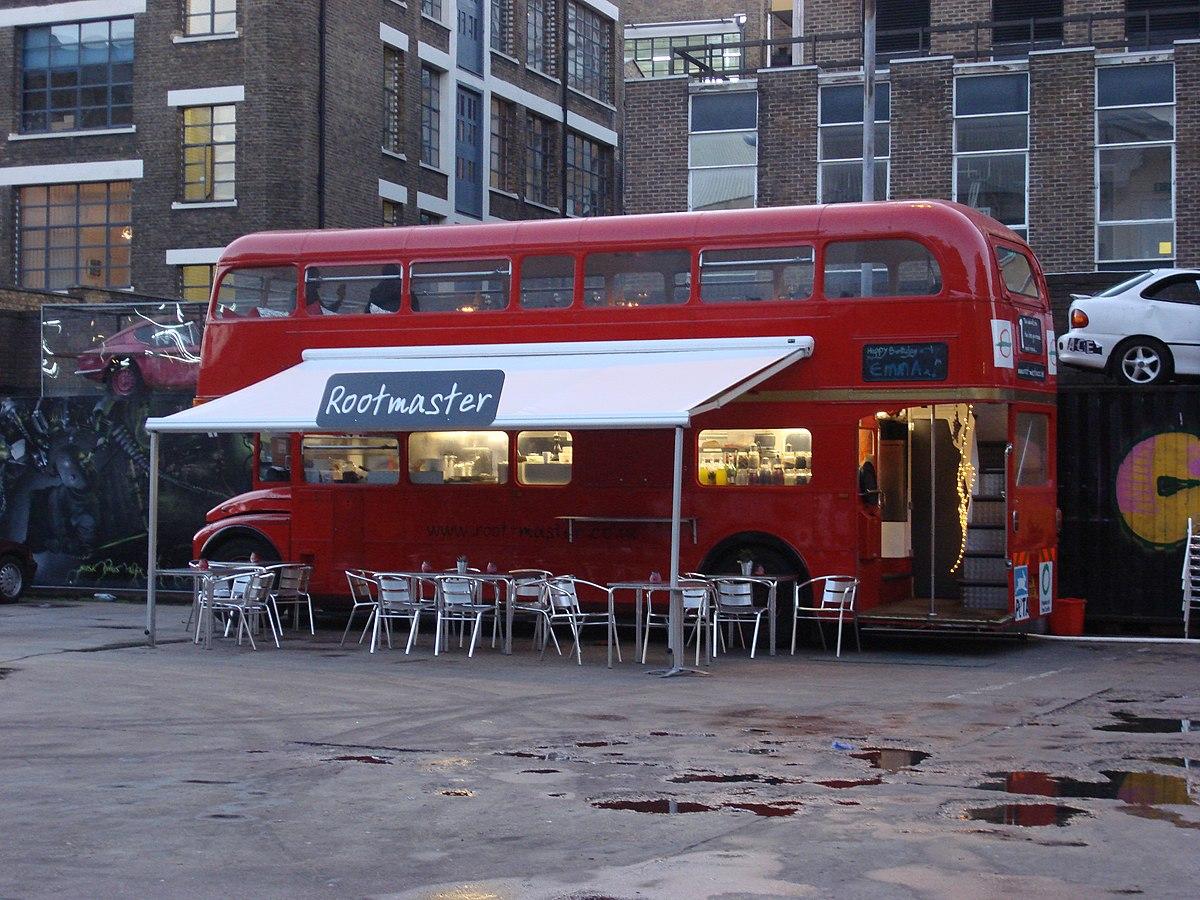 Кафе автобус картинки