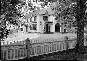 Joseph C. Wells - Henry C. Bowen House