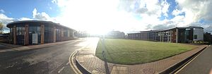 Rothamsted Research - Panorama of Rothamsted Research