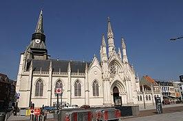 Roubaix grand place metrostation wikipedia - Station essence porte des postes lille ...
