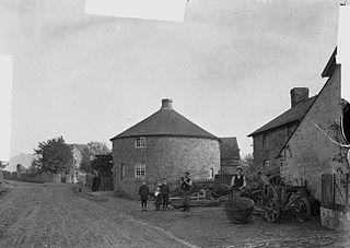 Round house, Aston-on-Clun