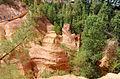 Roussillon Vaucluse sentier des ocres 2013 07.jpg
