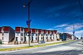 Row housing St John Harbour Newfoundland (40650817564).jpg