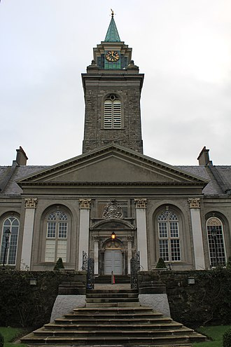 Irish Army (Kingdom of Ireland) - Kilmainham Hospital was established in 1680 for the welfare of former soldiers.