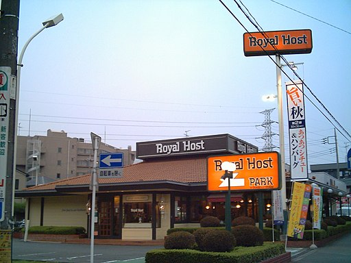 RoyalHost Restaurant