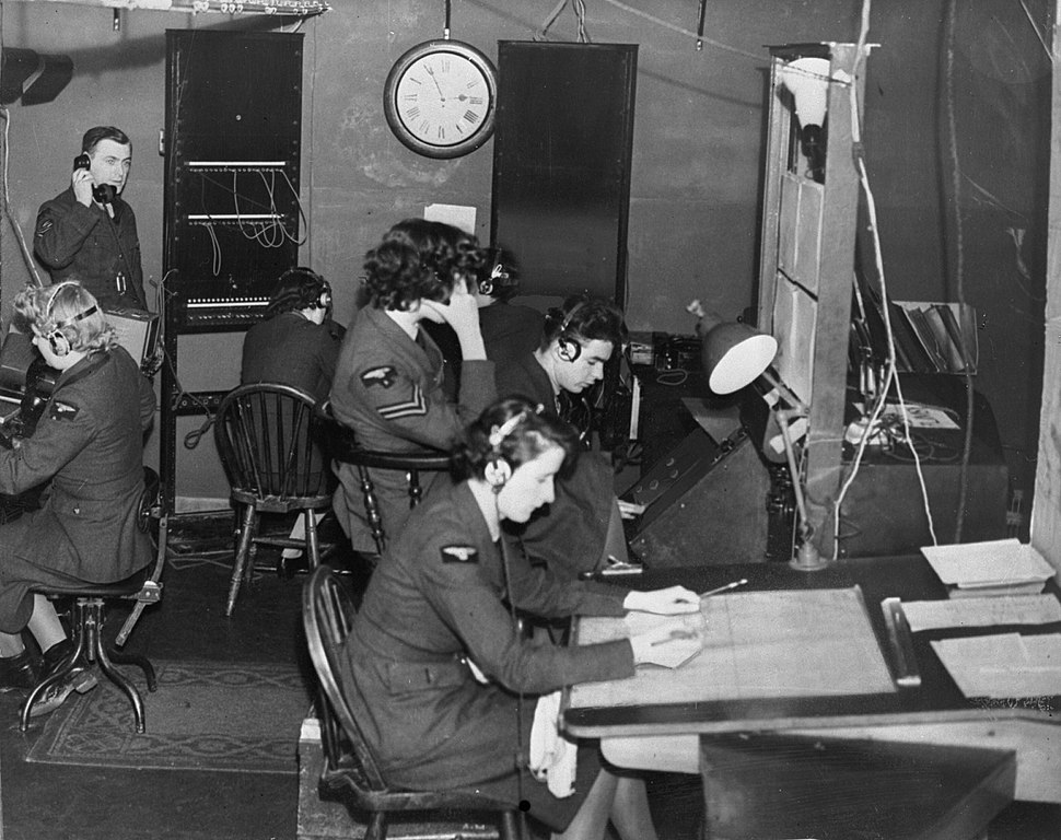 Royal Air Force Radar, 1939-1945. C1868