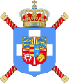 Royal Arms of King Constantine I of Greece.svg