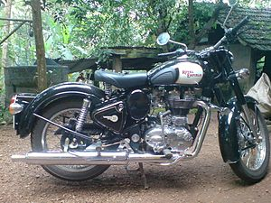 Royal Enfield (India) - Royal Enfield Classic 350, 2010 model