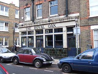 The Royal Oak, Bethnal Green pub in Bethnal Green, London