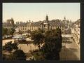 Royal Palace and hotel de ville, Caen, France-LCCN2001697603.tif
