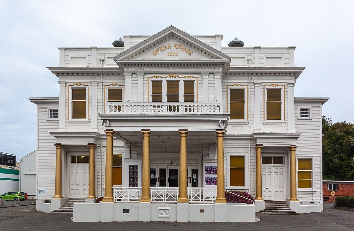 Royal Wanganui Opera House - Wikipedia