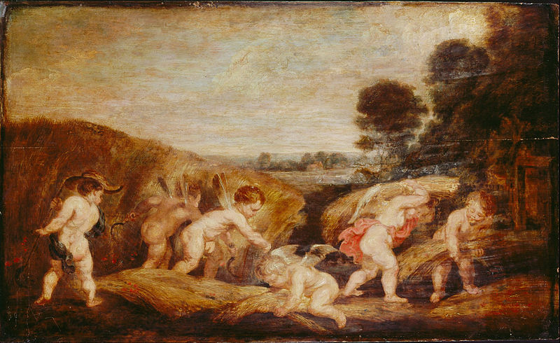 File:Rubens, Sir Peter Paul - Cupids Harvesting - Google Art Project.jpg