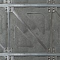 Rue Saint-Sébastien (Paris), isostatic manhole 01.jpg