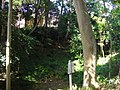 Ruins of Oyumi Castle.JPG