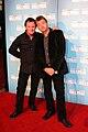 Russell Gilbert and Trevor Marmalade, Hall Pass 2011.jpg