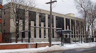 Embassy of Russia in Ottawa