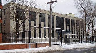 Embassy of Russia in Ottawa - Image: Russian Embassy in Ottawa
