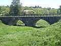 Sárvár Rába felhagyott ártéri híd.JPG