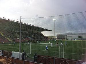 Södertälje Fotbollsarena - Image: Södertälje Fotbollsarena