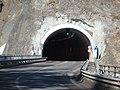 """Südportal Tunnel """"Punt de fer"""" im Gadertal.JPG"""