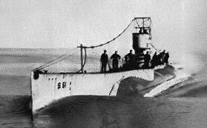 USS S-51 (SS-162) - USS S-51