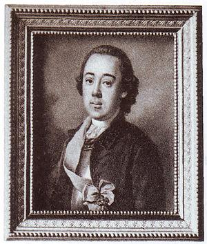 Sergei Saltykov (1726–1765) - Sergei Saltykov