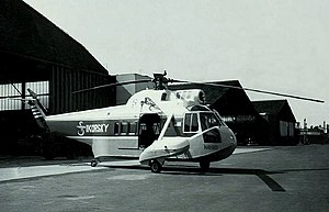 Sikorsky HH-52 Seaguard - N880, S-62 Prototype (cn62001), Paris-Le Bourget (France), June 1959.