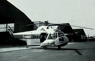 Sikorsky HH-52 Seaguard - N880, S-62 Prototype (cn62001), Paris-Le Bourget (France), June 1959.