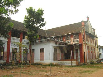 M. P. Paul - S. B. College - Paul was a member of faculty for two different periods