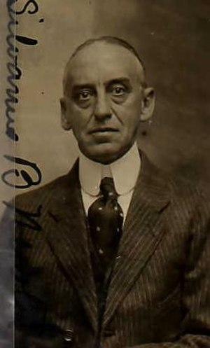 Samuel B. Newton - Newton in 1919