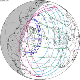 Solar eclipse of May 1, 2079