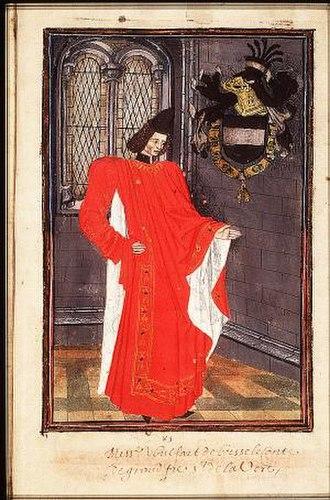 Wolfert VI of Borselen - Wolfert VI of Borselen