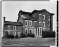 SOUTH ELEVATION - Whitehall, Clay Lane, Richmond, Madison County, KY HABS KY,76-WHAL,1-4.tif
