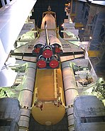 STS-70 Mating