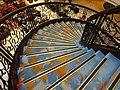 SZ 深圳香格里拉大酒店 Shangri-La Hotel Shenzhen interior stairs April 2016 DSC.JPG