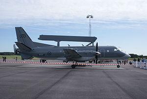 Saab Group - Saab 340 with Erieye radar