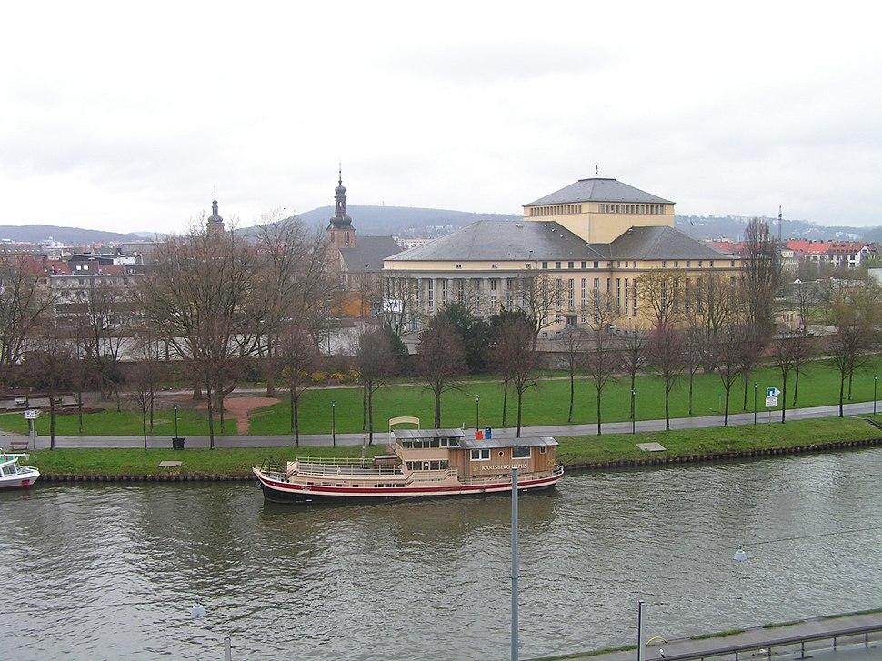 Saarbruecken-StaatsTheater