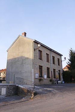 Sachy - la Mairie - Photo Francis Neuvens lesardennesvuesdusol.fotoloft.fr.JPG